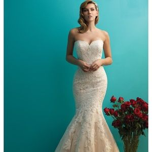 Allure Bridal Gown 9250